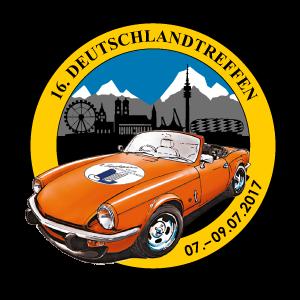 Logo des Deutschlandtreffens des 1. SCDs